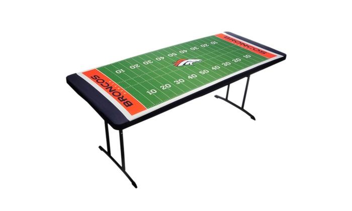 ... NFL Denver Broncos Table Topit Table Cover ...