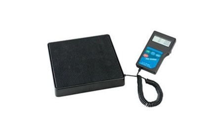 FJC FJC2850 Pro-Charge Electronic Refrigerant Scale photo