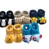 Set of 5 pairs of Baby Boys Non Slip Socks