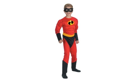 Disguise Inc 17080 Mr. Incredible Muscle Child Costume- Size 4-6 0ef12284-dae4-4e9b-8304-3c160fad4057