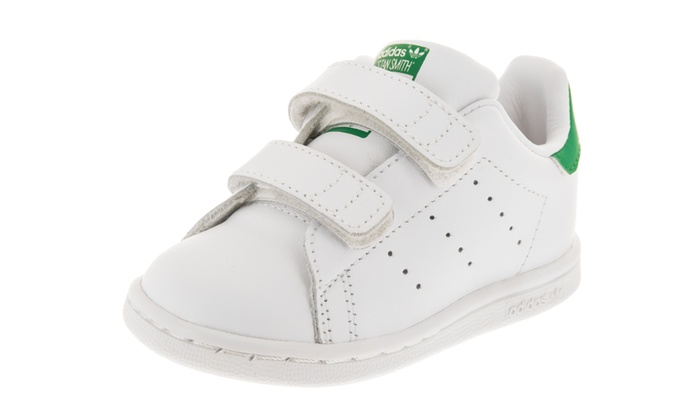 taille 40 29839 97126 Up To 31% Off on Adidas Toddlers Stan Smith Or... | Groupon ...