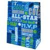 DDI 2184315 Boys Sports Words Mega Gift Bag