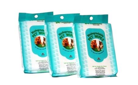 The Green Pet Bio Degradable Pet Wipes - 80 Count 4b1fe4ad-b0f5-4f19-8375-0b3c3f71ea77