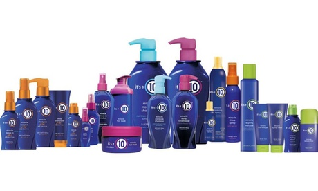 Best of It's a 10 Styling & Cleansing Hair Care Products