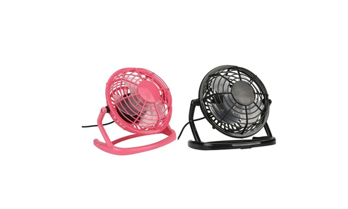 Notebook Laptop Portable Super Quiet PC USB Cooling Desk Mini Fan