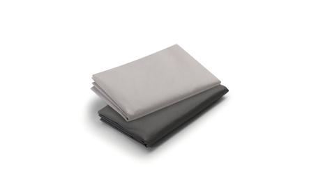Graco Pack 'n Play Playard Sheet, Dark Gray/Pale Gray (2 Pack) 14715bef-a3e6-4a48-ab67-5ecfcf699b10