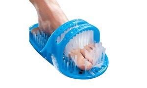 Shower Foot Exfoliator & Massaging Scrubber