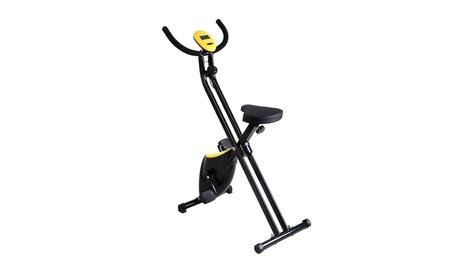 Folding Exercise Bike Home Magnetic Trainer Fitness Stationary Machine fea51006-5b17-4aea-905e-d3b43c8d742c