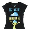 Disney Inside Out Joy Women's Short Sleeve Shirt