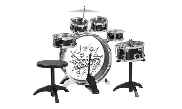 up to 38  off on kids drum set