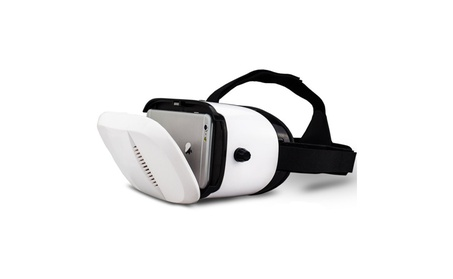 "Indigi Virtual Reality 3D VR Headset Glasses Viewer 4.5""-6"" Compatible e3e28ed0-864f-450c-a002-9bf5d80da0d4"