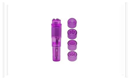 Sonique Speedy Pleasure Massager Compact Plastic Material 85b53195-31e5-4160-9a78-9705c4be7dae