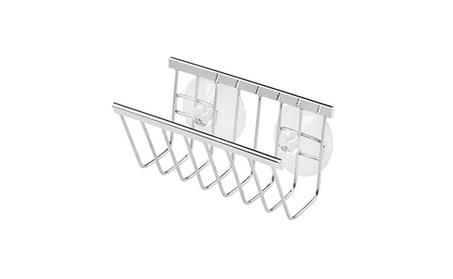 Soap/Sponge Holder 4 Pack Sink Works by Interdesign a7cc4176-8205-4356-b4b4-b581d83fb632
