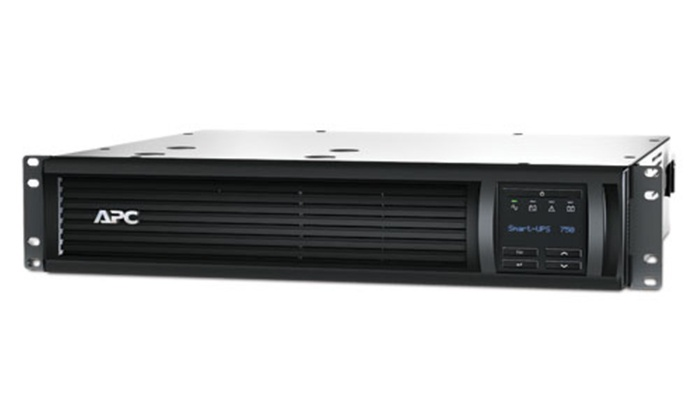 Groupon Goods: Schneider Electric SMT750RM2UNC Smart-UPS