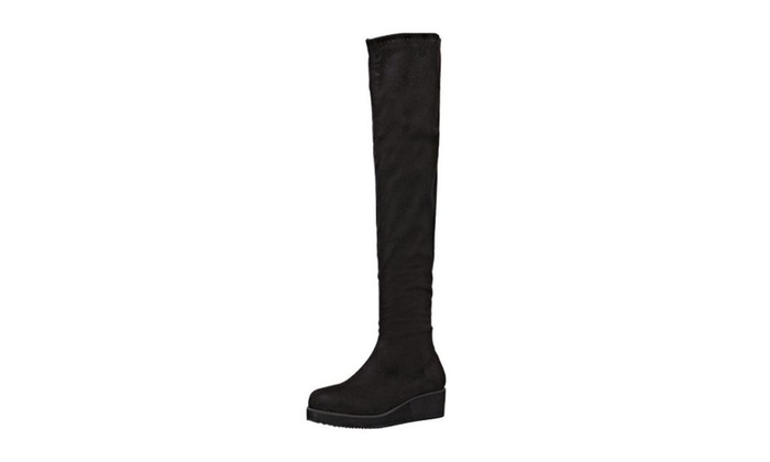 Women's Solid Insulation Martin Boots