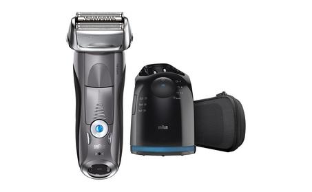 Braun Electric Shaver, Series 7 790cc Men's Electric Foil Shaver e4d538ed-b139-4596-acd0-9a3270f415da