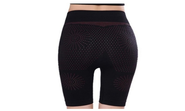 Long Leg Body Shaper Magnetic Infrared Slimming Pant