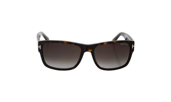 Gradient Havana by Tom Ford for Men - 58-17-140 mm Sunglasses