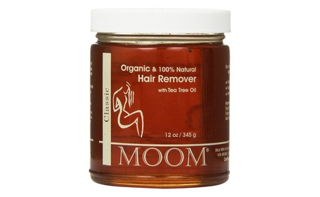 Moom B85945 Moom Hair Remover With Tea Tree Oil Refill Jar -1x12oz 19a89247-7236-4f57-8518-a4b4da4e8362