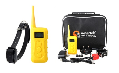 Aetertek AT-216C Waterproof Dog Training Shock Collar With Remote c2abb9b7-f25c-4f8a-a606-027ed13a7d14