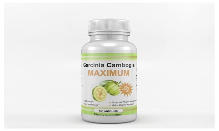 Diet Pill Fat Burner Weight Loss Garcinia Cambogia 95 Hca 3000mg