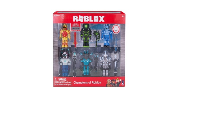 Roblox Champions Of Roblox 6 Pack - roblox champions