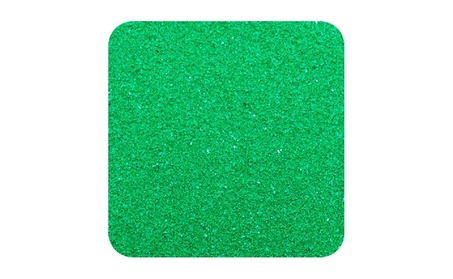 Classic Colored Sand 1 Lb (454 g) Bag - Emerald Green f19308db-20dd-4113-9e71-96d29cbda04b
