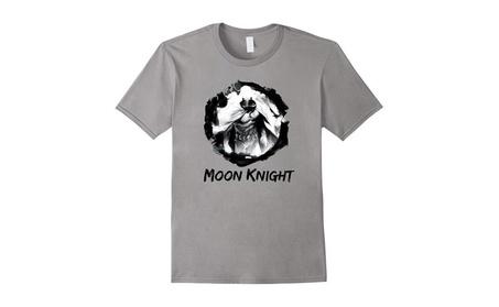 Moon Knight Paint Smudge Print T-Shirt e0119c61-6dbb-42d7-bc8a-90d343700ed2