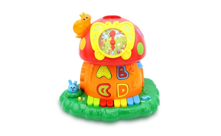 Magic Mushroom House Electronic Baby Toy Activity Center 7fbed79c-05d3-4bfe-8bc6-27c8cec60dda