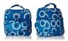 Premium Quality Fashionable Target Blue Amulet Corey Lunch Bag