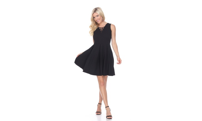 Shay' Fit & Flare Dress