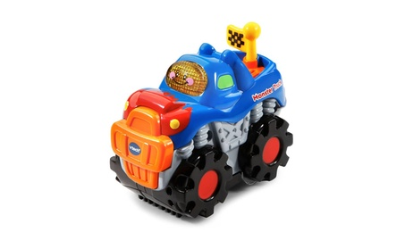 VTech Go! Go! Smart Wheels Monster Truck c17bc98a-c3c1-43b7-9bc1-c712a7184551
