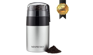 MiXpresso Electric Coffee Grinder