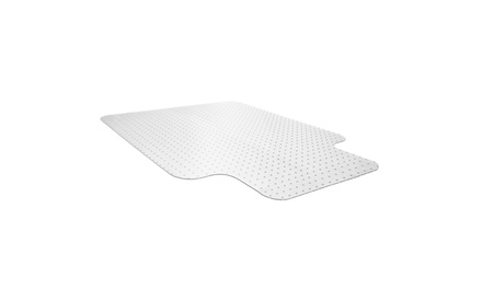 "36"" X 48"" Clear Chair Mat Home Office Computer Desk Floor Carpet PVC Protector"