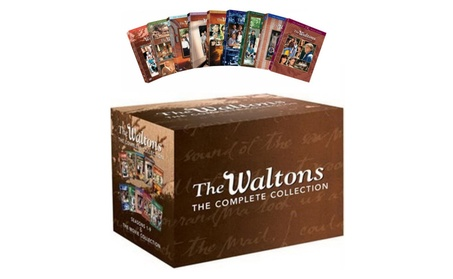 The Waltons Complete Series DVD Gift Box Set Season 1 to 9 + 6 Movies db67a785-0cb8-47d0-96a9-f4197e09adf2