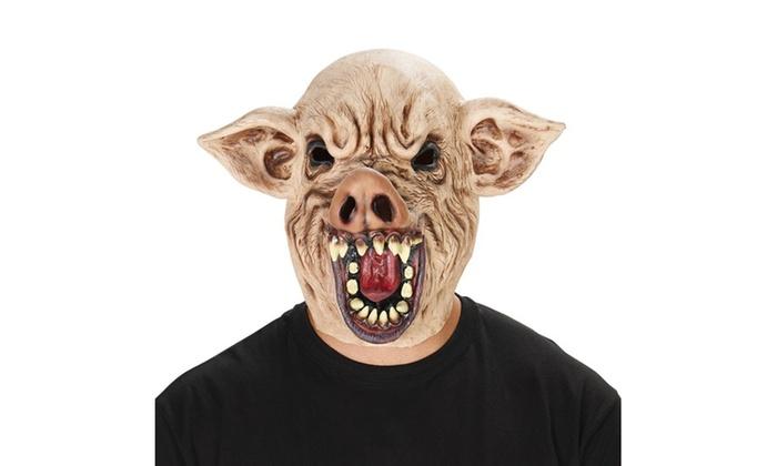 Wild Hog Adult Mask