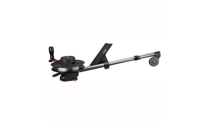 PrimeDepot : Scotty 1085 Strongarm Manual Downrigger w/Rod Holder