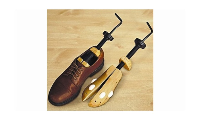 Wooden Shoe Stretcher Easily Increase Shoe Size