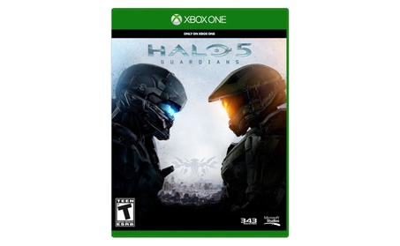 Halo 5: Guardians - Xbox One Game ef1a9e8a-caa0-49a0-a6d4-1dbaa00dcab3