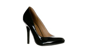 Riverberry Women's Piper Round Toe High Heel Pumps