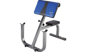 Pure Global Brands 8640PC Fitness Preacher Curl Bench