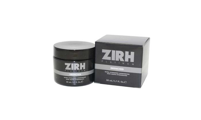 Zirh Platinum For Men Drenched Ultra Hydrating Moisturizer 1.7 oz