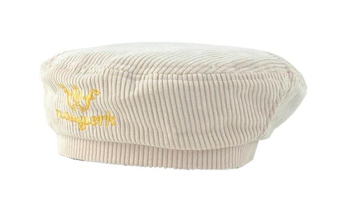 Women's Insulated Elastic Closure Simple Casual Beret Hat