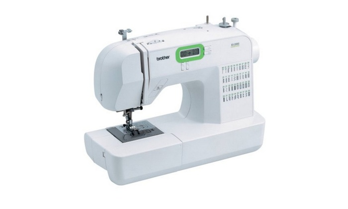 Brother 40 Stitch Function Computerized Free Arm Sewing Machine Adorable Sewing Machine Free Arm