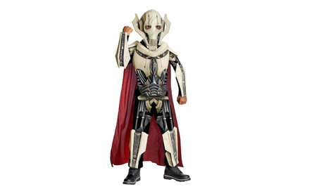 Rubies Costume Co R884521-L Boys Deluxe Star Wars Grievous Costume 5bac5dc5-92b0-4704-a412-c3ddd2aed1f6