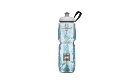 Fiber Blue Sport 24 Oz Bike Polar Bottle Insulated Carbon Water Bottle f84ccc5e-fe11-46af-ab81-e49bbcde262a