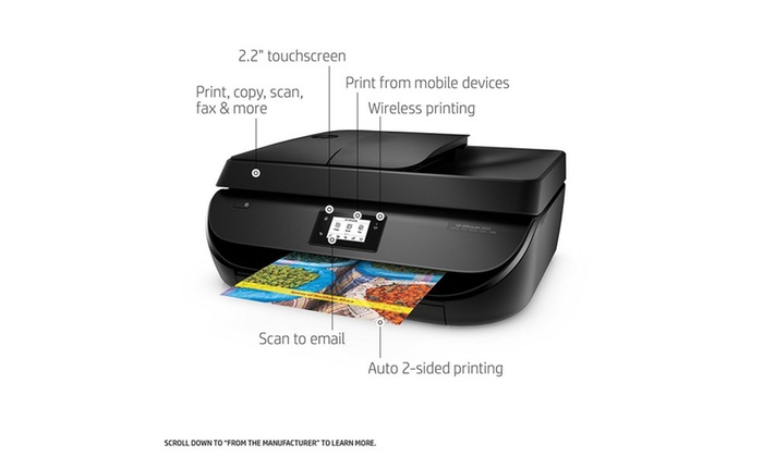 how to connect hp officejet 4650