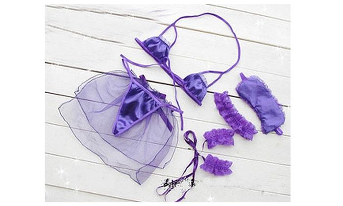 Sweetiebabe S11506 Lace Bikini...