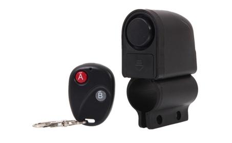 Bicycle Super Loud Anti-theft Vibration Sensor Remote Alarm Black 6e27d1a9-83b8-4c2e-8acc-87deae5fd55f