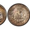 Ultra Rare  1932-S Washington Quarter